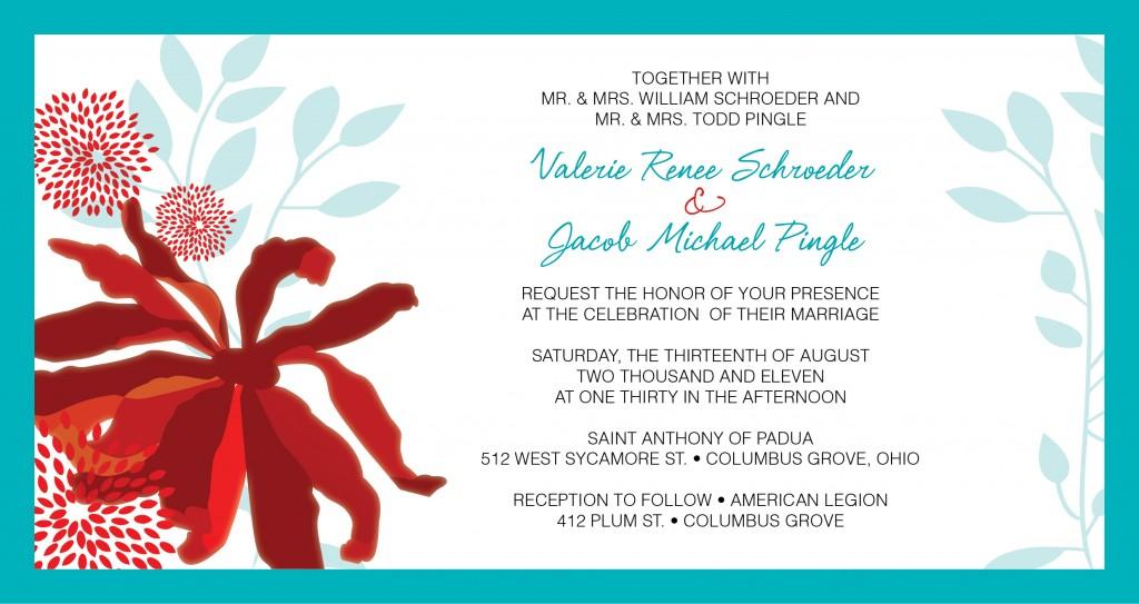 Wedding Invitation Wording Uk Both Pas